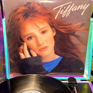 Tiffany Self Titled Vinyl